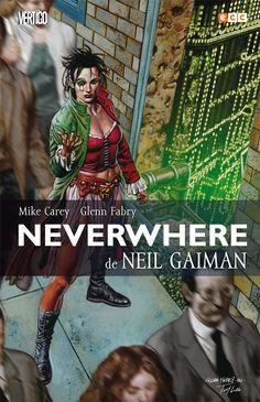 Neverwhere de Neil Gaiman - ECC Cómics