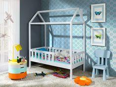 Domi detská posteľ 140x70 biela