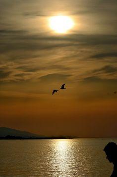 - sunset photography /  Zeki Tuncer
