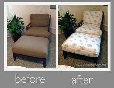 Dandelion Chair Slipcover #slipcover