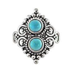 Bali Turquoise Ring