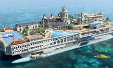 ТОП 30 самых больших, дорогих и красивых яхт в мире!   YachtRus.ru Самый главный сайт о Яхтах в России