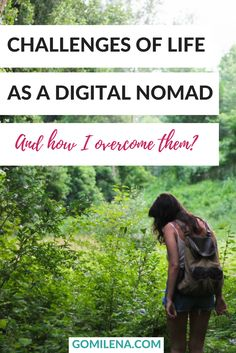Life as a digital nomad has many advantages, but there is also the dark side hat you should know about. See 9 common challenges that I sometimes face as a digital nomad, as well as my solutions for them.