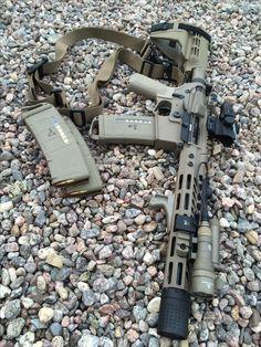 My AR pistol.                                                                                                                                                                                 More
