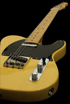 Fender Telecaster. The classic.