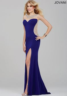 80b974c506 Purple is the color of majesties Jovani 99085 Dress Prom