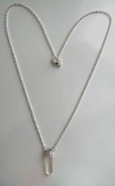 Myfashionlyfe: DIY Quartz Necklace
