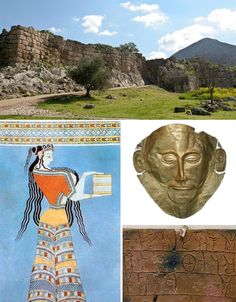 Unlike the Minoans before them, the Mycenae didn't flourish by trade alone – they set out to conquer, and expanded into an empire that overtook much of Greece. Hitting its peak right around the time the Minoans disappeared, the Mycenaean civilization enjoyed five centuries of domination before vanishing sometime around 1100 BCE.