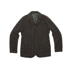 Comme des GARCONS Homme  4 Button Wool Sport Coat