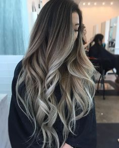 Hot Shot Ombre Finalists 2017 Behindthechair com is part of Long hair styles - Hot Shot Ombre Finalists 2017 Behindthechair com Ombre Hair Brunette, Cabelo Ombre Hair, Brown Ombre Hair, Ombre Hair Color, Hot Brunette, Balayage Hair Brunette With Blonde, Long Ombre Hair, Dyed Hair Ombre, Short Ombre