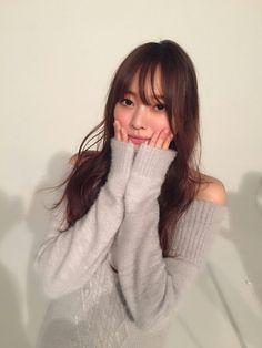 Asian Woman, Asian Girl, Girls Image, Asian Beauty, Natural Beauty, Cute Girls, Idol, Turtle Neck, Kawaii