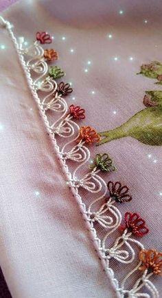 Crochet Edging Patterns, Baby Knitting Patterns, Saree Kuchu Designs, Small Cross Stitch, Contemporary Embroidery, Crochet Jacket, Crochet Art, Needle Lace, Bargello