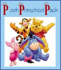40 page Pooh Pack  :)  Ages 2-7