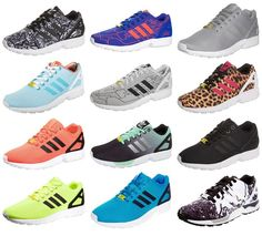 Adidas ZX Flux Fade | SHOES. | Pinterest | Adidas Zx Flux, Adidas ...
