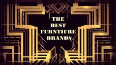 These luxury furniture brands are the best in the world. Some have been in business 100+ years whiles others are just starting out. The best furniture brands all have one thing in common, and it's oddly similar to what's going on in the fashion industry right now!