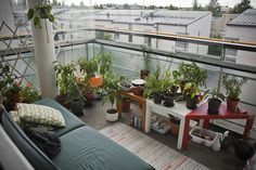 Tips to Decorate and Furnish Your Small Balcony « Etc. Blog