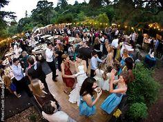 Bell Hallow Weddings in the Woods Santa Cruz Mountains Reception Venues 95005
