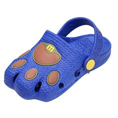 31a985f3cd0e 12Months-6Years Old Infant Kids Baby Boys Girls Cartoon Paw Cute Hollow  Beach Sandals Casual Shoes