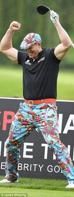 Mike Tindall and Zara Phillips' high jinks on the links – Australia News & Buzz David Coulthard, Mike Tindall, Zara Phillips, Sutton Coldfield, Play Golf, Australia, News