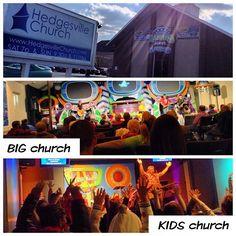 Worshipping this morning with our home-church family, at Hedgesville Church. KidzTurn starts tonight! November 10-13 2013 Sun. 5:30 PM M-Wed. 6:30 PM BRING SOME KIDS! Hedgesville Church 6867 Hedgesville Rd Hedgesville, WV 25427 304-754-8020 www.hedgesvillechurch.com #worship #church #kidmin #vbs #fammin #thinkorange #KidzTurnInBigChurch #kidsministry - #hedgesvillechurch