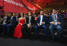 Preliminary Draw of the 2018 FIFA World Cup in Russia - Pictures - Zimbio