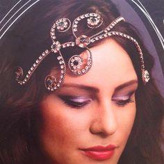 Hurrem Tiara Diadem Crown