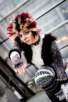 My Jemima Cosplay #CorvaanCosplay #CatsMusical