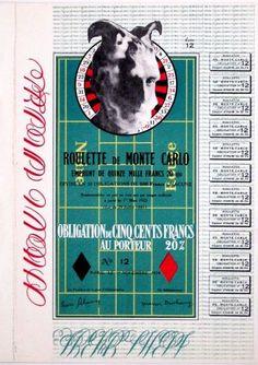 Monte Carlo Bond. 1924