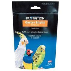BIRD - HEALTH - OYSTER SHELLS 13OZ BOX - -- - UPG-COMPANION ANML EDWRDSVILLE - UPC: 26851002123 - DEPT: BIRD PRODUCTS