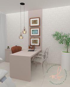 Home Beauty Salon, Beauty Salon Decor, Office Table Design, Dental Office Design, Bb Beauty, Beauty Room, Salon Interior Design, Modern Interior Design, Medical Office Decor