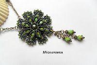 Nice pendant from Mézesmama. I like its shape.