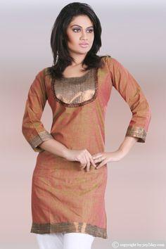 latest kurti neck designs for girls 2014 - Google Search