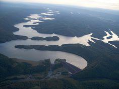 Raystown Lake by eaglexl, via Flickr