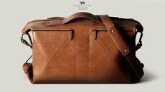 Hard Graft 3 Fold Multi Use Bag