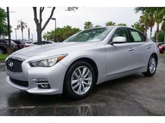HOT DEAL OF THE DAY: 2015 Infiniti Q50 Premium