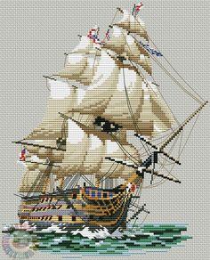 frigate Victoria 6