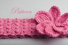 CROCHET BABY HEADBAND PATTERNS | Free Patterns