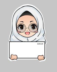 Ideas art for kids to draw cartoon Cartoon Drawings, Cute Drawings, Pencil Drawings, Girl Drawing Pictures, Hijab Drawing, Islamic Cartoon, Kids Background, Anime Muslim, Hijab Cartoon