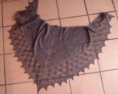 6 Free Shawl Patterns