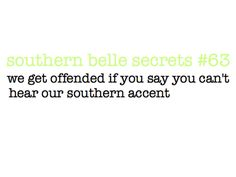 Southern Belle Secret #63