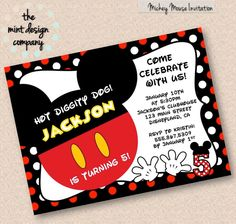 Mickey+Mouse+Clubhouse+Birthday+Party+by+themintdesigncompany,+$15.00