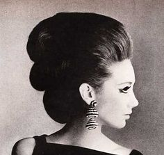 So 1960's hair do