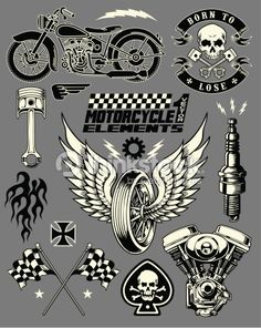 motorcycle spark plug drawing - Google Search