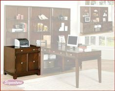 """Signature Computer Desk in Espresso SI-279-403 by Signature. $431.00. Computer Desk by Signature Home Furnishing in espresso finish. Includes: 1 x Computer Desk SI-279-403 Dimensions: Computer Desk -32""""W x 24""""D x 31""""H Features: Finish: Espresso Solid Wood Frame and Cherry Veneer Contemporary Hardware Media Compartments Drawers High End Drawer Glides"""