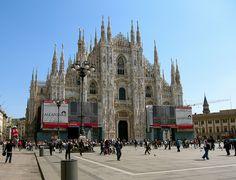 Milan by Laura Gurton, via Flickr