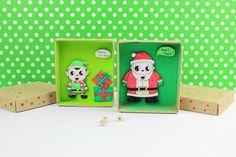 Diy Christmas Comic Wishing Boxes!!! | Ef Zin Creations