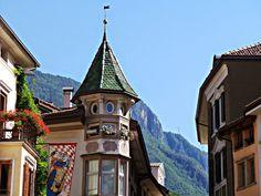 Apuntes de viajes: Bolzano, capital de Tirol del Sur