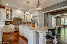 505 Widewater Road, Stafford VA 22554 | moirandco.com #fxbg #virginia #homeforsale #houseforsale #fxbgrealestate #house #home #homesweethome #acreage #customhome #custombuild #pinterestworthy #design #decor #interiordesign #kitchen