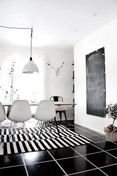 Scandinavian monochrome