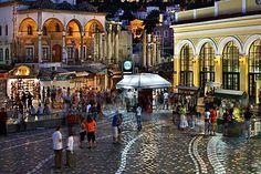 Monastiraki Place & Flea Market